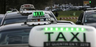 taxis Uber VTC