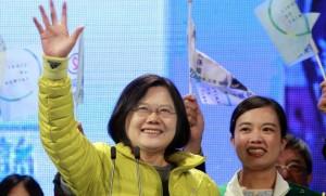 tsai ying wen taiwan