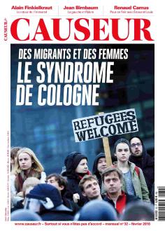 Des migrants et des femmes : Le Syndrome de Cologne