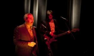 Tindersticks en concert, en 2012, à Lisbonne (Photo : SIPAUSA30080156_000001)