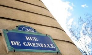 Le ministère de l'Education nationale est situé rue de Grenelle (Photo : SIPA.00526067_000008)