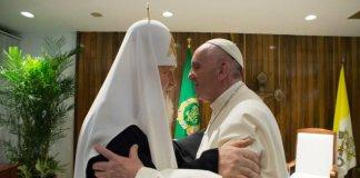 pape francois cyrille cuba