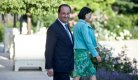 François Hollande et Fleur Pellerin, en juin 2014 (Photo : SIPA.00685768_000016)