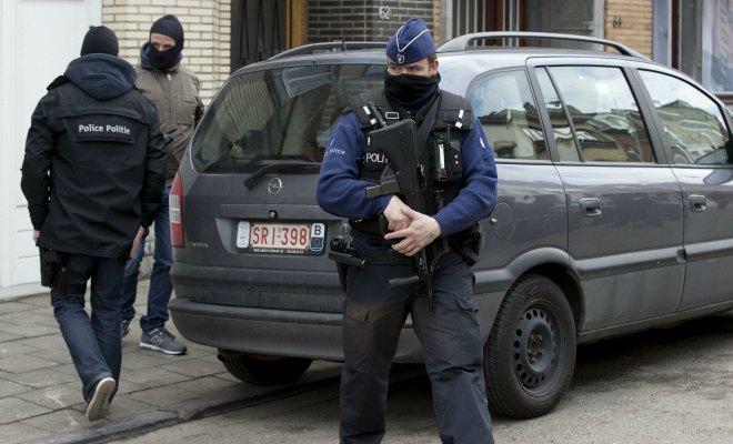 belgique terrorisme attentats guerre