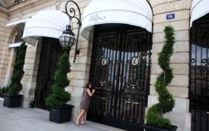 Le Ritz en 2012, lors de sa fermeture pour travaux (Photo : SIPA.00641590_000004)