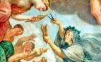 Détail d'une peinture d'Antonio Verrio (DR)