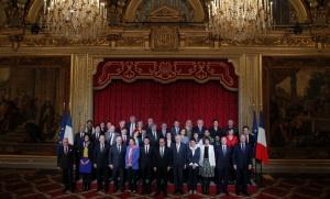Le gouvernement Manuel Valls 2 (Photo : SIPA.AP21859527_000001)