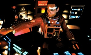 Image extraite de «2001: A Space Odyssey» de Stanley Kubrick (DR)