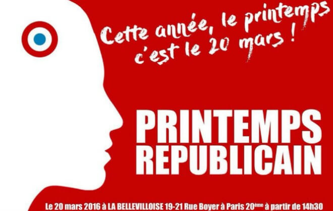 printemps republicain laicite