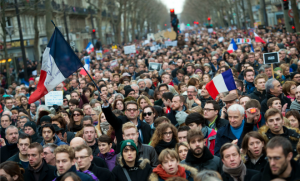 Marche du 11 janvier 2015 à Paris (Photo : SIPA.00701556_000027)