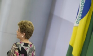 Dilma Rousseff, fin mars (Photo : SIPA.00748182_000005)