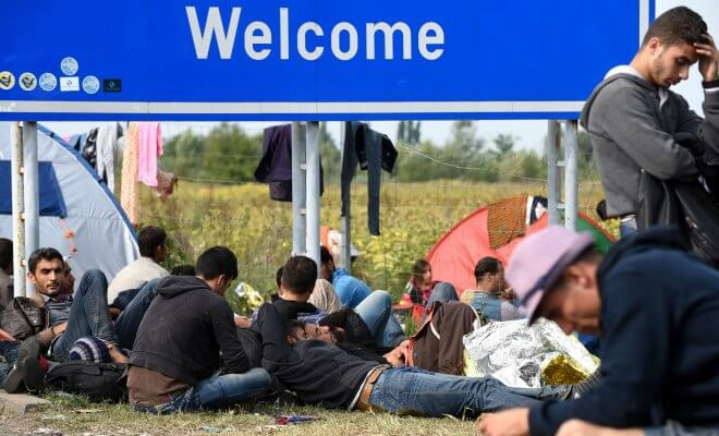 europe migrants frontiere immigration