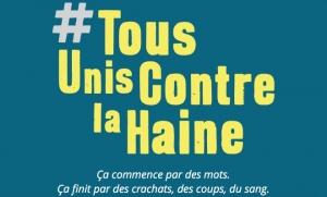 La campagne gouvernementale #TousUnisContreLaHaine