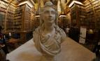 La bibliothèque de l'Assemblée nationale (Photo : SIPA.00606039_000048)