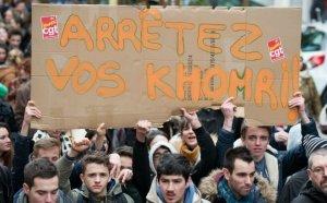 Manifestation à Nantes (Photo : SIPA.00746210_000011)