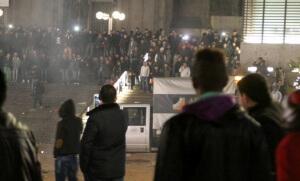 Cologne, 31 décembre 2015. Parmi les 30 suspects interpellés après les agressions de la Saint-Sylvestre, 25 sont originaires du Maroc et d'Algérie (Photo : Markus Boehm)