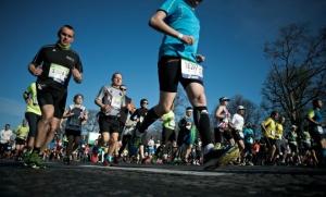 La 40ème édition du marathon de Paris (Photo : SIPA.00749583_000054)