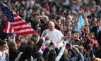 pape francois bernie sanders