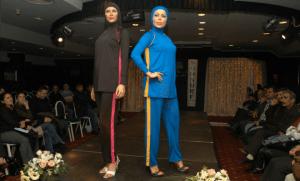 Défilé de mode en burkini à Antalya en Turquie (Photo : SIPA.00583740_000001)
