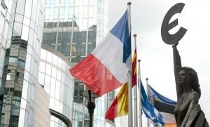 Devant le Parlement européen de Bruxelles (Photo : SIPA.00503932_000005)