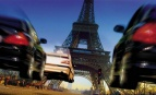 Affiche du film «Taxi 2» de Luc Besson