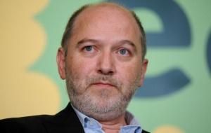 Denis Baupin lors du congrés d'Europe écologie - Les Verts à Nantes en septembre 2012 (Photo : SIPA.00643879_000021)
