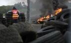 Un dépôt de carburant bloqué dans le Nord de la France (Photo : SIPA.AP21898534_000001)