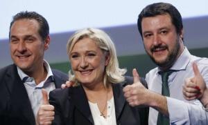 fn fpo autriche populisme
