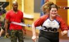 Rachel Fredericton, une participante à l'émission «The Biggest Loser» (Photo : SIPA.AP21519351_000003)