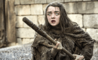 Arya Stark, un des personnages de «Game Of Thrones» (Photo : SIPA.AP21884678_000002)