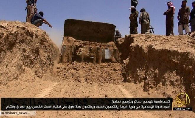 sykes picot daech syrie irak