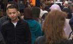 Salah Abdeslam, sur le marché de Molenbeek (Photo : SIPA.AP21887754_000005)
