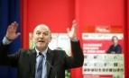 Denis Baupin lors de la campagne des législatives de 2012 (Photo : SIPA.00638495_000021)