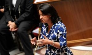 Cécile Duflot à l'Assemblée nationale, le 17 juillet 2012 (Photo : WITT/SIPA)