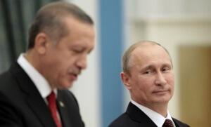 erdogan poutine russie