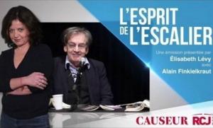 Alain Finkielkraut: le Nobel à Dylan, déclin de la culture?