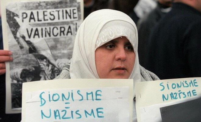 israel antisionisme antisemitisme