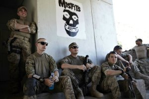 Des soldats américains dans la province afghane du Kunar, en juin 2012. (Photo: SIPAUSA30082416_000015)