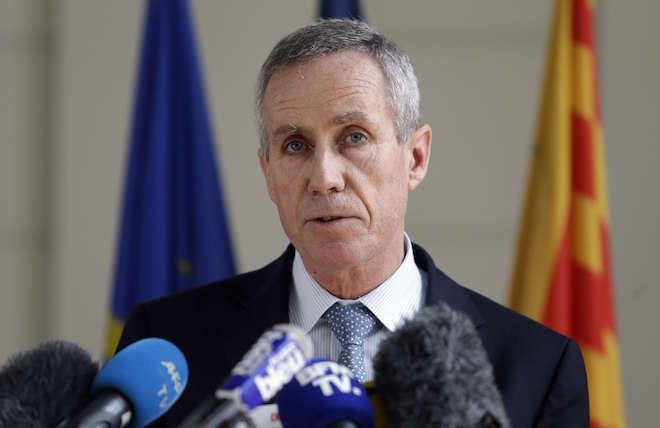 Attentat de Nice: la conférence de presse de François Molins