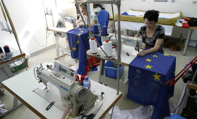 Le cadavre de l'Union européenne