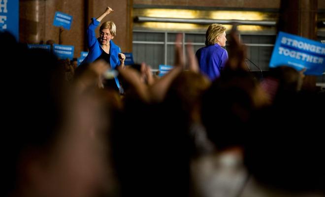 Elizabeth Warren, l'étincelle dans la prairie