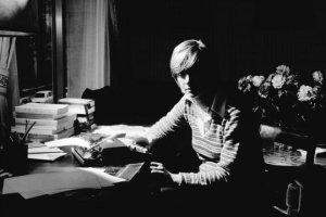 Françoise Sagan en 1974 (Photo : SIPA.00382499_000002)