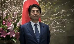 Shinzo Abe en février 2016 (Photo : SIPA.00742466_000001)