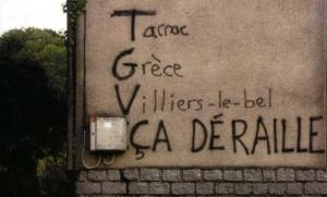 """Carte postale éditée par les comités de soutien des """"inculpés de Tarnac"""" (Photo : SIPA.00606265_000012)"""