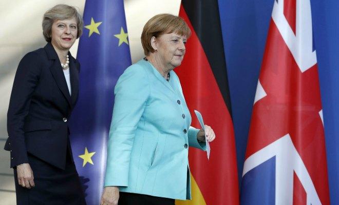 Brexit: le bipartisme sauvé…  au Royaume-Uni