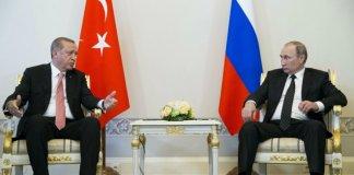 erdogan poutine menderes