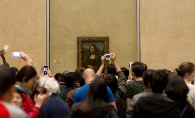 Fric-frac au Louvre