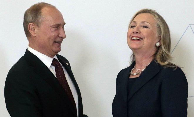 russie clinton poutine uranium