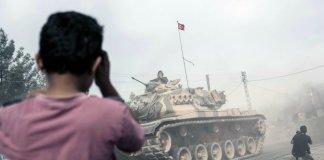 turquie kurdes erdogan syrie euphrate