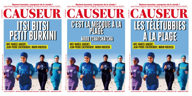 causeur burkini couvertures